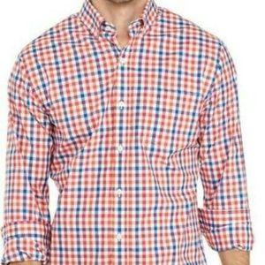 Men's Size XL Button Down Shirt Long Sleeve